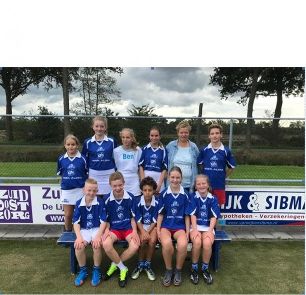 Oerterp/VKC C1 team foto