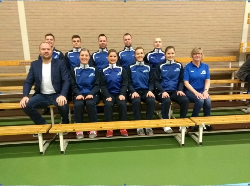 Oerterp/VKC 1 team foto